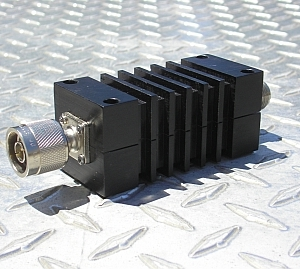 Fixed Attenuator, 50 Ohm, DC-3 GHz, 3, 6, 10, 20, 30 dB, 30 watt