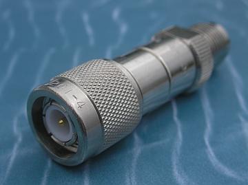 Fixed Attenuator, 50 Ohm, DC-1 GHz, 1 - 20 dB, TNC