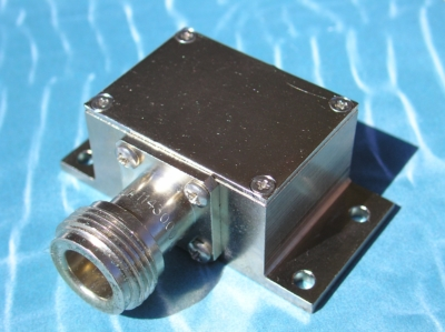 Conduction Cooled Termination, 50 Ohm, DC-3 GHz, 250 Watts, N f
