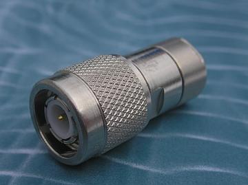Termination, 50 Ohm, DC-3 GHz, 1 Watt, TNC male