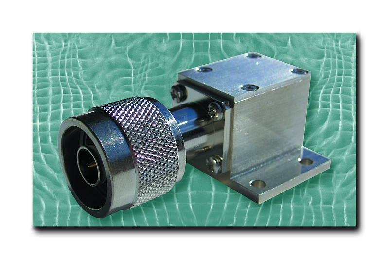 Conduction Cooled Termination, 50 Ohm, DC-4 GHz, 50 Watts, N m