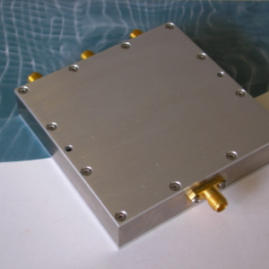 Power Divider, 3 Way, 50 Ohm, 800-2000 MHz, 5 Watts, SMA female