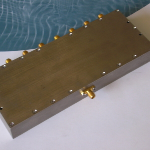 Power Divider, 8 Way, 50 Ohm, 800-2200 MHz, 5 Watts, SMA female