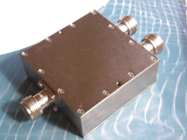 Power Divider, 2 Way, 50 Ohm, 500-2000 MHz, 5 Watts, N female