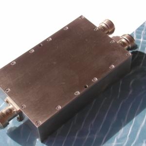 Power Divider, 2 Way, 50 Ohm, 500-4500 MHz, 5 Watts, N female