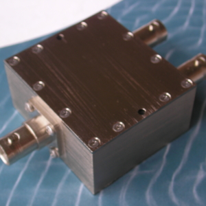 Power Divider, 2 Way, 50 Ohm, DC-2 GHz, 1 Watt, BNC female