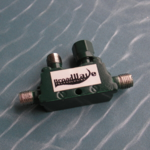 Directional Coupler, 10 dB, 12.4-18 GHz, 50 Watts, SMA female
