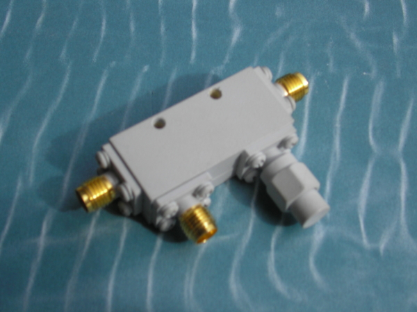 Directional Coupler, 10 dB, 7-12.4 GHz, 50 Watts, SMA female