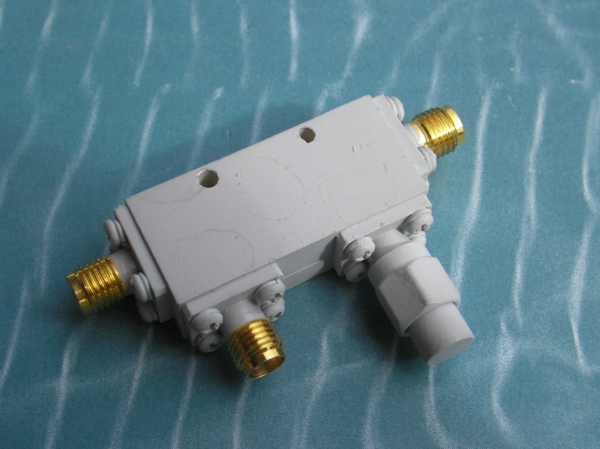 Directional Coupler, 20 dB, 7-12.4 GHz, 50 Watts, SMA female