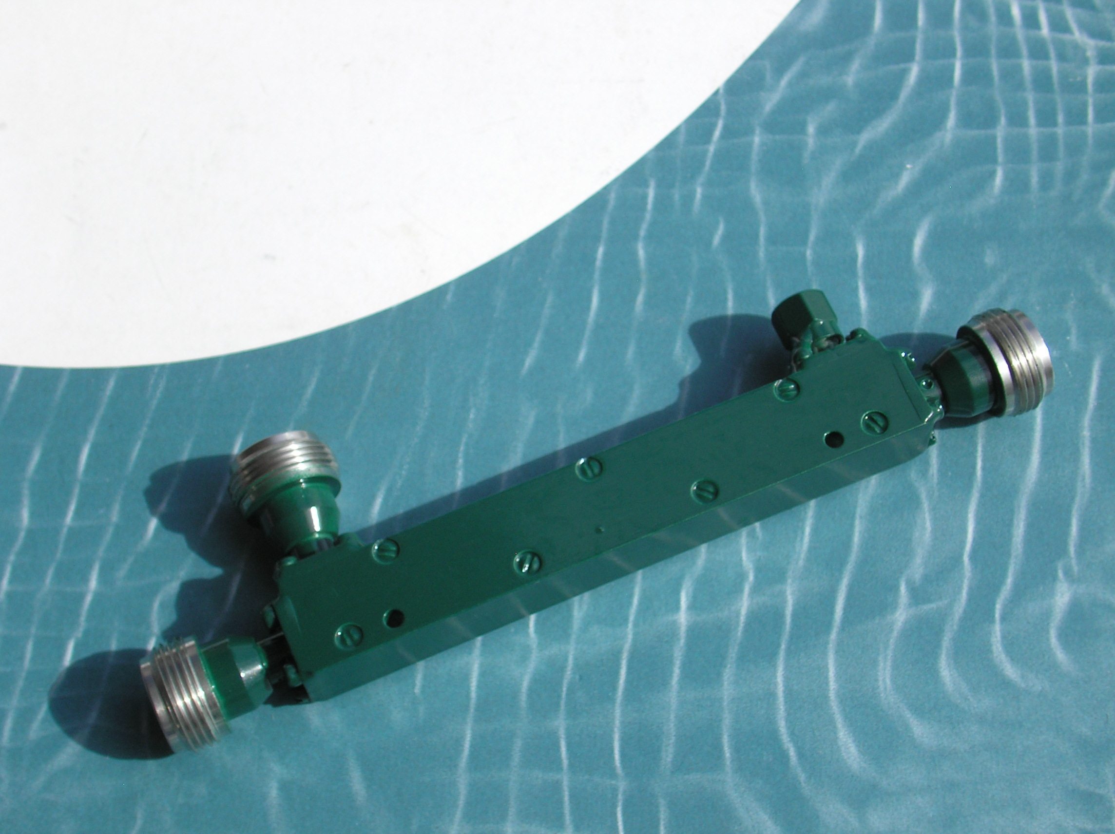 Directional Coupler, 10 dB, 500-2000 MHz, 50 Watts, N female