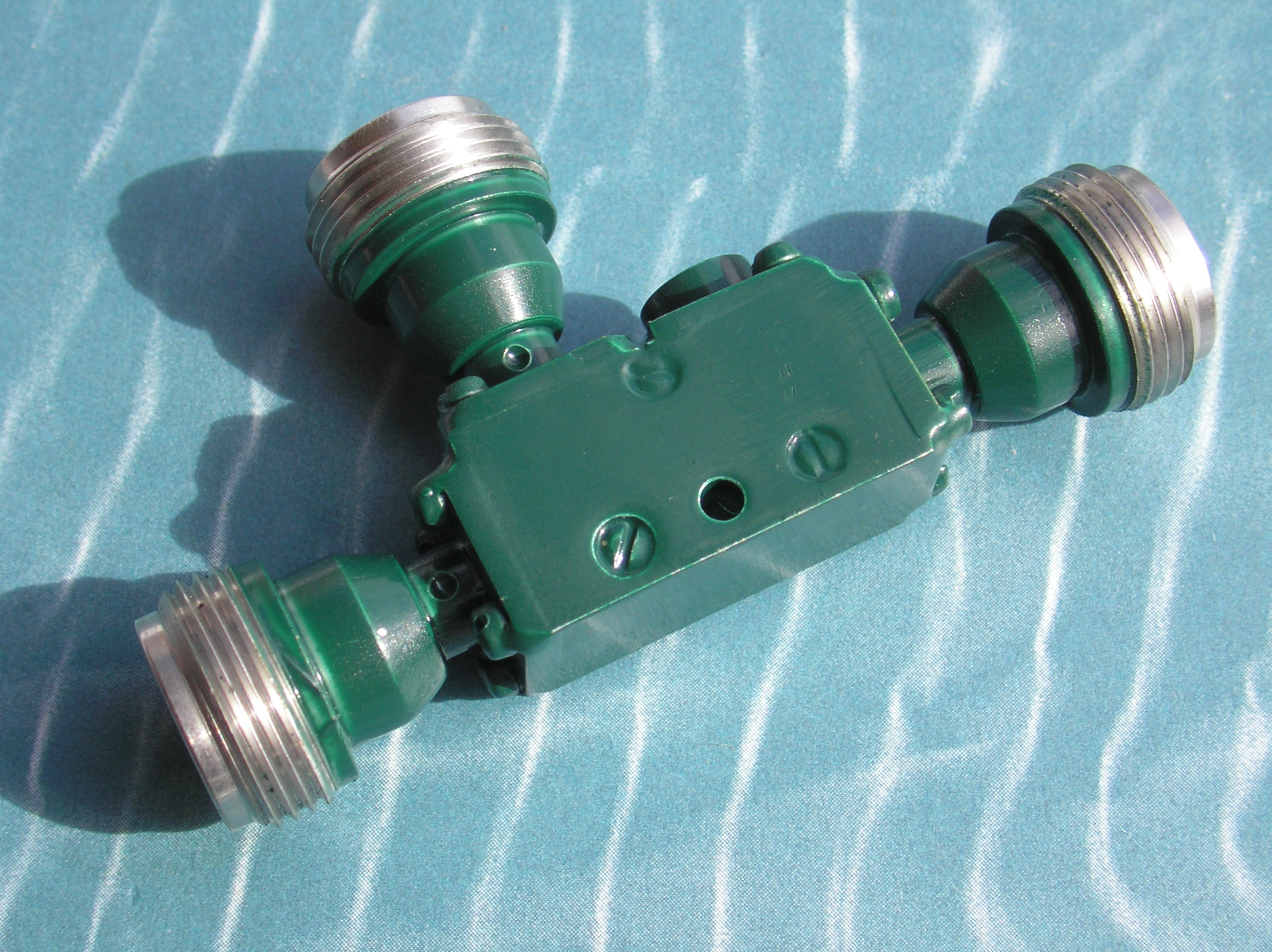 Directional Coupler, 10 dB, 7-12.4 GHz, 50 Watts, N female
