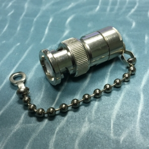 Termination, 100 Ohm, DC-1 GHz, 1 Watt, BNC male with bead chain